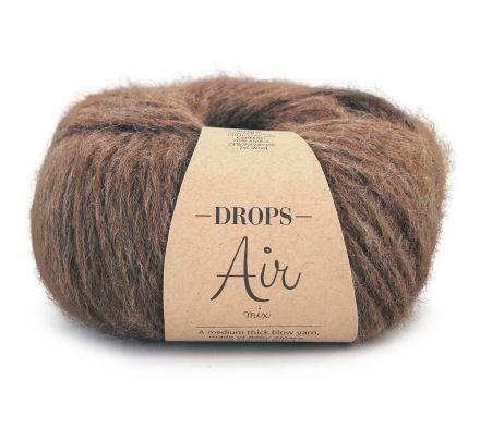 DROPS Air Mix - 05 bruin / brown - Wol Garen