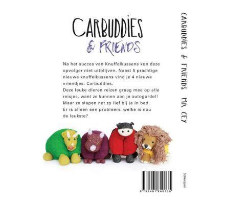 Carbuddies Friends Mr Cey Amigurumi Haken Breiwebshopnl