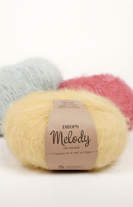 drops melody uni colour garens